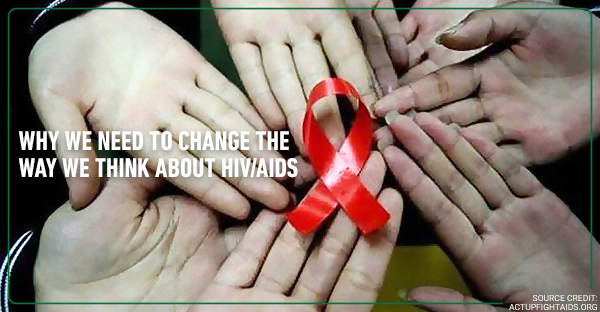 Being Aware vs Being Sensitised - Tackling the HIV/AIDS issue