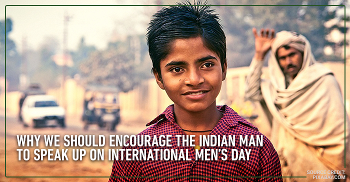 International Men's day: What it means to be a man today