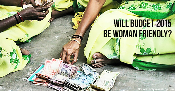 10 things Women Should Expect from #Budget2015: Expert Speak
