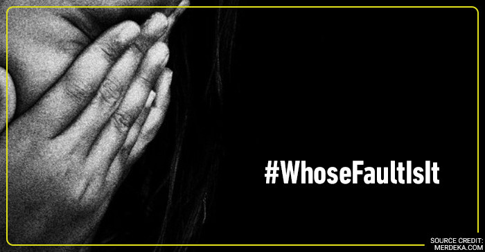 Reacting V/S Responding - Why do we regress when it comes to Rape?