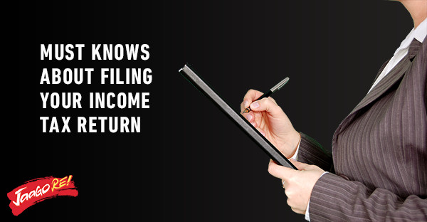 All you need to know before filing Income Tax Returns