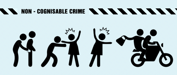 Non-Cognisable Crimes