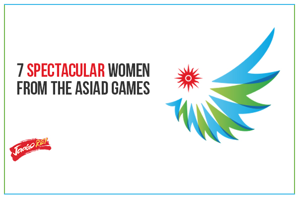 7 Spectacular Women from the ASIAD Games