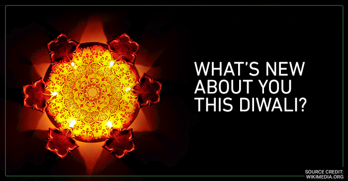 Challenge yourself to do something new this Diwali