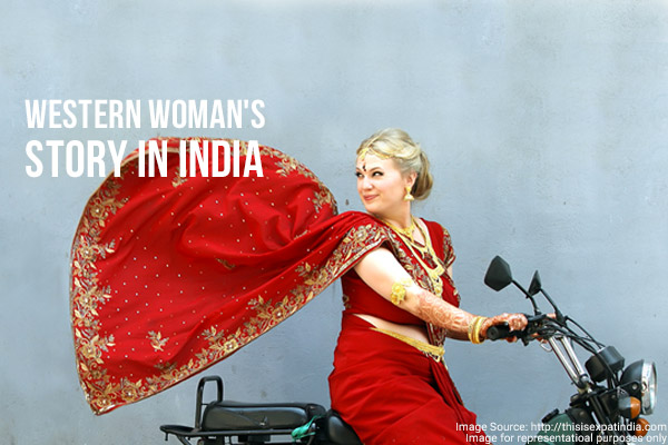 A Story They Don't Want You to Hear: The Western Woman in India