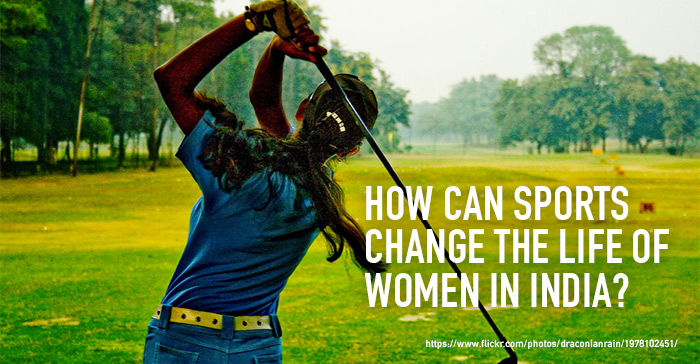 Using the power of sport for empowering India's girls
