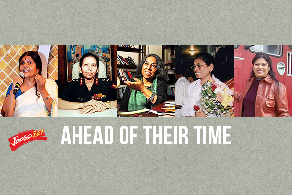 5 Indian women ahead of their time