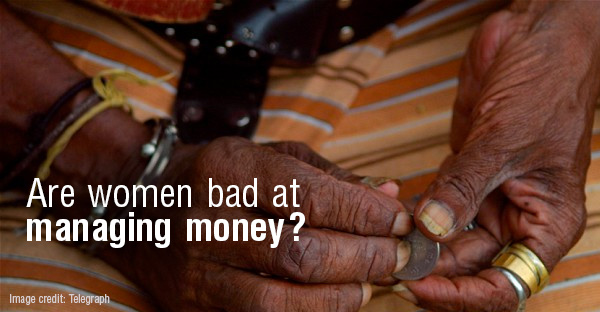 The Gold-digger syndrome: Busting myths on women & money