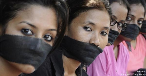 660 Rape Crisis Centres Slashed: Survivor of Rape Speaks Out