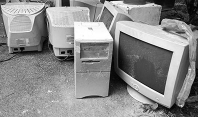 4 ways to handle e-waste
