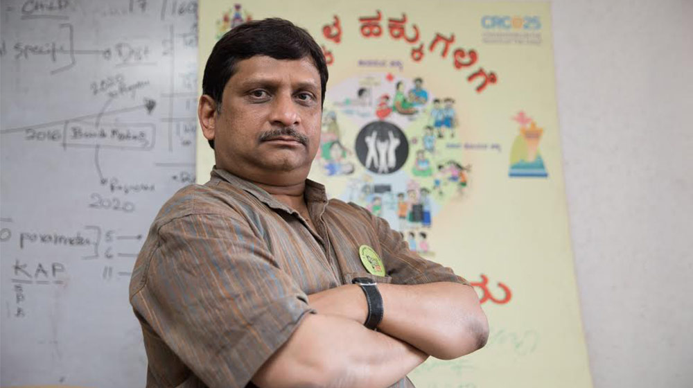 Nagasimha G. Rao: Making a Safer City for Young Girls & Boys